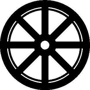 Icono rueda bici eléctrica